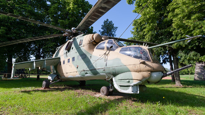 118 - Mil Mi-24D Hind D - Hungary - Air Force