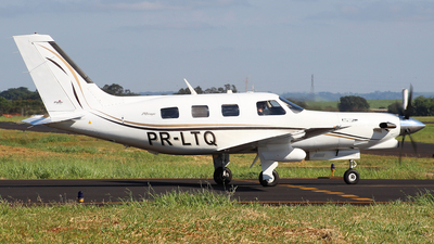 PR-LTQ - Piper PA-46-350P Malibu Mirage/Jetprop DLX - Private