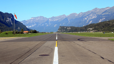 LSMM - Airport - Runway