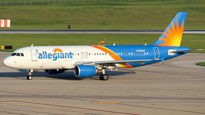 A picture of N236NV - Airbus A320214 - Allegiant Air - © Kass Betas