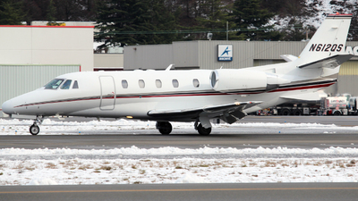 N612QS - Cessna 560XL Citation Excel - NetJets Aviation