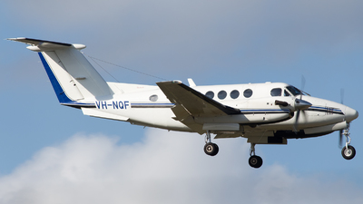 VH-NQF - Beechcraft 200 Super King Air - Altitude Aviation