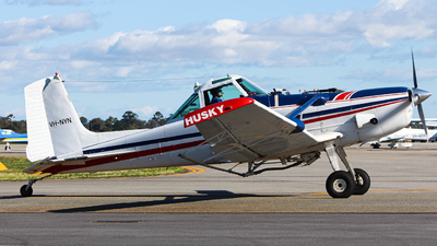 VH-NYN - Cessna T188C Ag Husky - Dunn Aviation