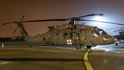 14-20702 - Sikorsky HH-60M Blackhawk - United States - US Army