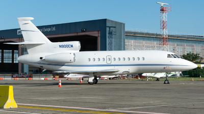 N900CM - Dassault Falcon 900EX - Private