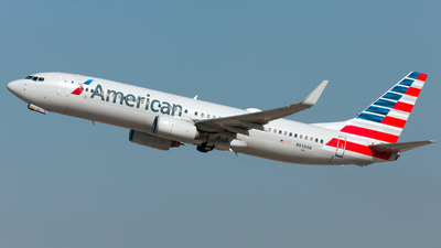A picture of N938AN - Boeing 737823 - American Airlines - © William Vignes
