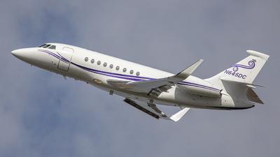 N645DC - Dassault Falcon 2000LX - Private