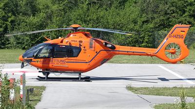 D-HZSQ - Eurocopter EC 135T3 - Germany - Luftrettung