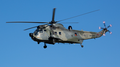 89-57 - Westland Sea King Mk.41 - Germany - Navy
