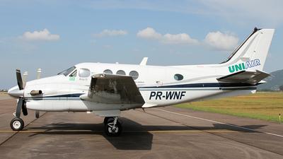 PR-WNF - Beechcraft C90A King Air - UniAir