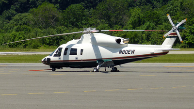 N80EW - Sikorsky S-76D - Private