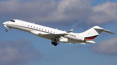 N151QS - Bombardier BD-700-1A10 Global 6000 - NetJets Aviation