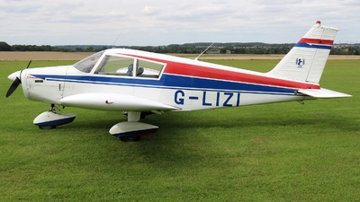 G-LIZI - Piper PA-28-160 Cherokee - Private