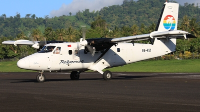 5W-FAY - De Havilland Canada DHC-6-300 Twin Otter - Polynesian Airlines