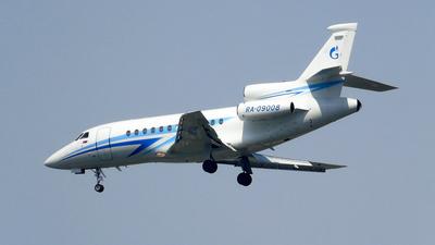 RA-09008 - Dassault Falcon 900EX - Gazpromavia