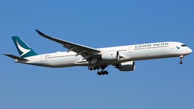 B-LXJ - Airbus A350-1041 - Cathay Pacific Airways