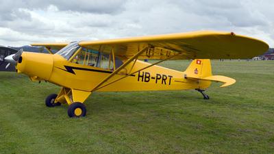A picture of HBPRT - Piper PA18150 Super Cub - [183084] - © Mirko Bleuer