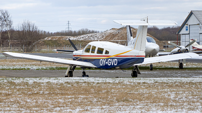 OY-GVD - Piper PA-32RT-300 Lance II - Private