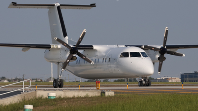 C-GYUP - Bombardier Dash 8-Q202 - Sunwest Aviation