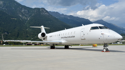 D-AGRA - Bombardier CRJ-200LR - Global Reach Aviation