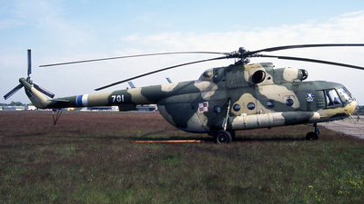 701 - Mil Mi-8MT Hip - Poland - Air Force