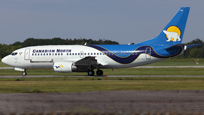 C-FGCN - Boeing 737-36N(QC) - Canadian North