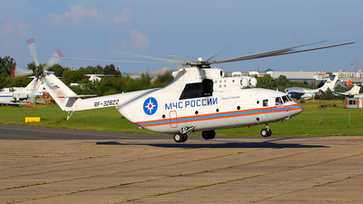 RF-32822 - Mil Mi-26T Halo - Russia - Ministry for Emergency Situations (MChS)