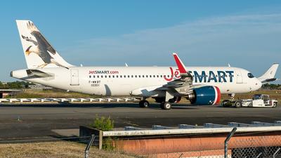 F-WWBT - Airbus A320-271N - JetSmart