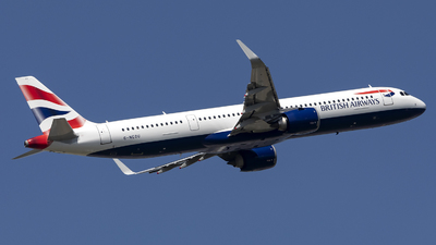 A picture of GNEOU - Airbus A321251NX - British Airways - © X Pan
