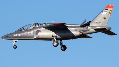 AT-10 - Dassault-Breguet-Dornier Alpha Jet 1B+ - Belgium - Air Force