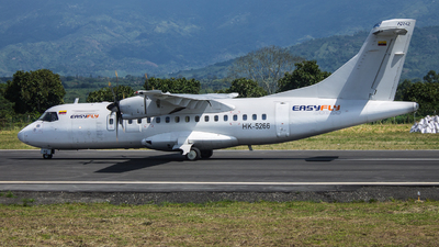 HK-5266 - ATR 42-500 - EasyFly
