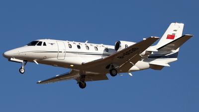 B-603S - Cessna 560XL Citation XLS - Civil Aviation Administration of China (CAAC)