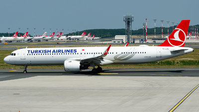 A picture of TCLSU - Airbus A321271NX - Turkish Airlines - © Alp AKBOSTANCI