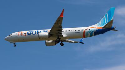 A6-FNA - Boeing 737-9 MAX - flydubai