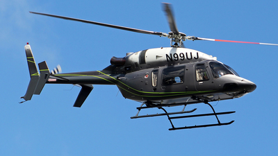 N99UJ - Bell 427 - Private