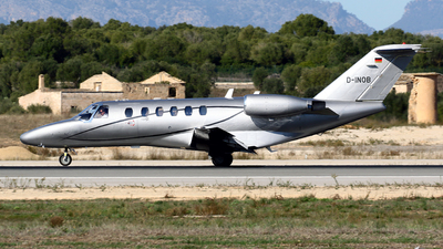 D-INOB - Cessna 525A CitationJet 2 - Atlas Air Service