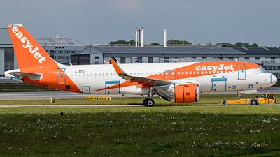 D-AUAS - Airbus A320-251N - easyJet