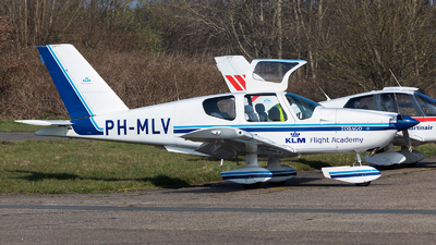 PH-MLV - Socata TB-10 Tobago - KLM Flight Academy