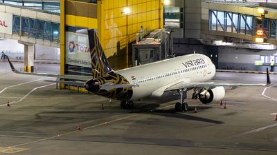 VT-TNY - Airbus A320-251N - Vistara