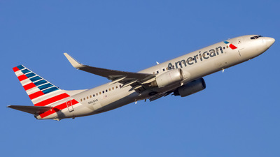 A picture of N968AN - Boeing 737823 - American Airlines - © Sef Wright