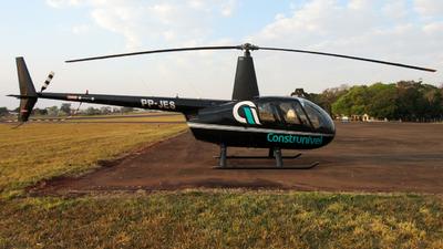 PP-JES - Robinson R44 Raven II - Private