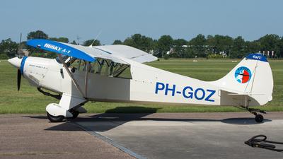 PH-GOZ - Aviat A-1 Husky - Private