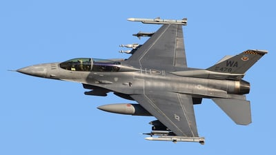 91-0478 - Lockheed Martin F-16DJ Fighting Falcon - United States - US Air Force (USAF)
