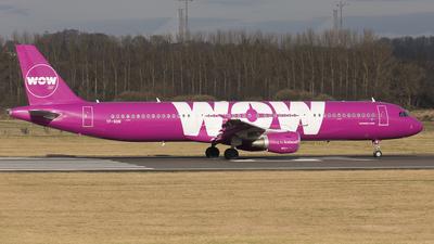 TF-SON - Airbus A321-211 - WOW Air