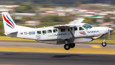A picture of TIBGB - Cessna 208B Grand Caravan EX - Sansa - © Alonso Cisneros