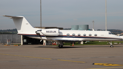 N620JH - Gulfstream G-IV(SP) - Private