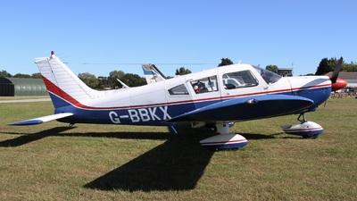 G-BBKX - Piper PA-28-180 Cherokee Challenger - Private