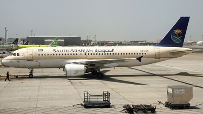 HZ-AS19 - Airbus A320-214 - Saudi Arabian Airlines