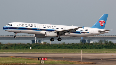 B-1880 - Airbus A321-232 - China Southern Airlines