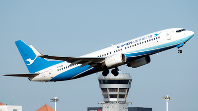 B-5162 - Boeing 737-85C - Xiamen Airlines
